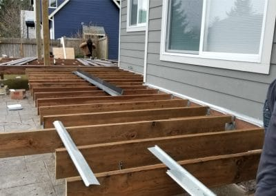 The Impeccable Group - Deck Construction Company - Pierce & Kitsap County - 1