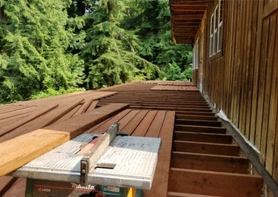 The Impeccable Group - Deck Construction Company - Pierce & Kitsap County - 2