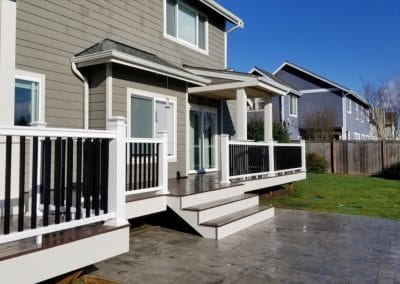 The Impeccable Group - Deck Construction Company - Pierce & Kitsap County - 5